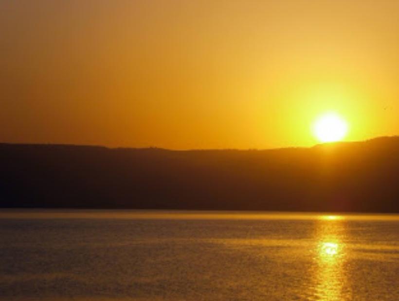 Una gran experiencia, madrugar para hacer fotografías a los amaneceres.