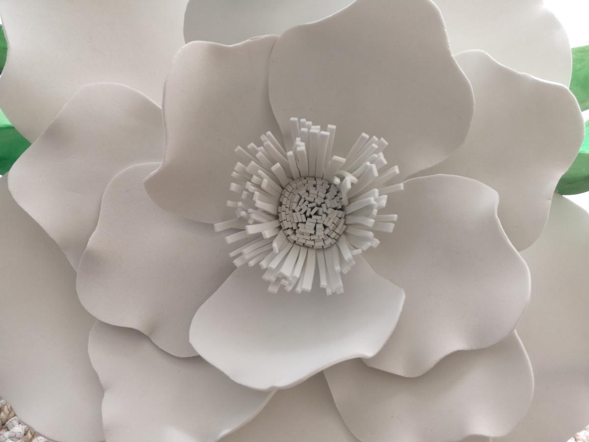 Flores artificiales ¿quieres saber cómo hacer bonitas flores con diferentes materiales?🌸🌼🏵️💮🌺